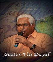Pastor Vin Dayal